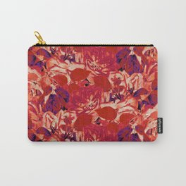 roses profusion in red Carry-All Pouch