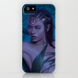 Spoiled Princess iPhone Case