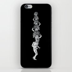 A Walk in the Park v3 iPhone & iPod Skin