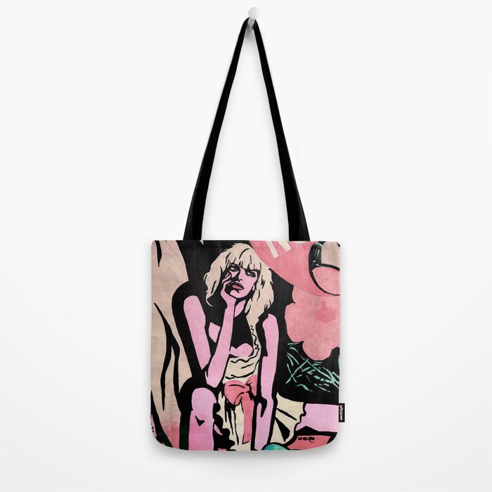 Big Doll Tote Bag