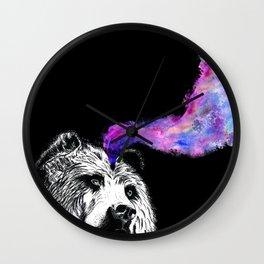 Bear #1 Wall Clock