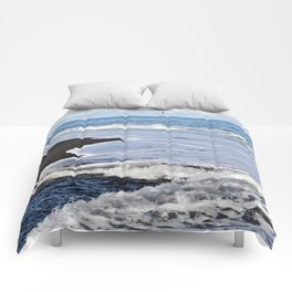 GAME of WAVES - Sicily Comforters