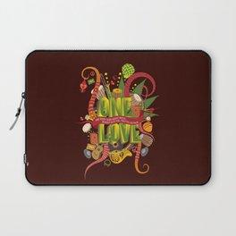 Rhapsody Of Reggae Laptop Sleeve