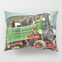 Foden Steam Wagon Pillow Sham