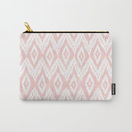 Watercolor BLUSH PINK, Spring 2019 Carry-All Pouch