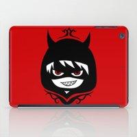 hetalia iPad Cases featuring Demon Pru by Jackce