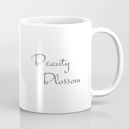 Beauty Blossom Coffee Mug