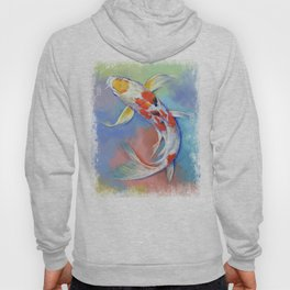 Butterfly Koi Fish Hoody