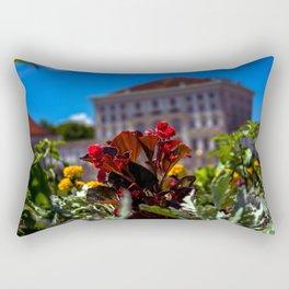 Flowers of Nympfenburg Rectangular Pillow