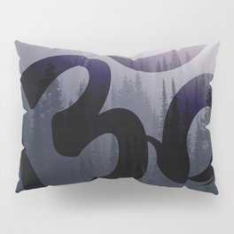OM: Hint of Mist Pillow Sham