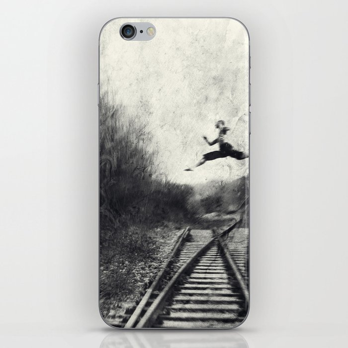 touch & go iPhone Skin