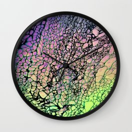 Intergalactic Lumen Wall Clock