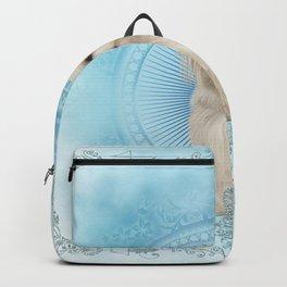 Cute little havanese puppy Backpack