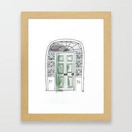 richmond street Framed Art Print