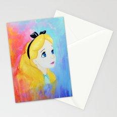 In Wonderland Stationery Cards