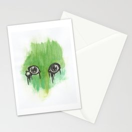 Her Eyes Stationery Cards