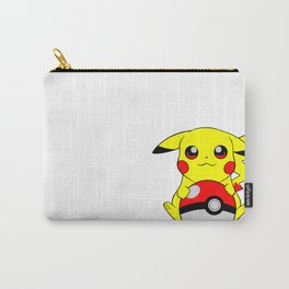 Cute Pika Carry-All Pouch