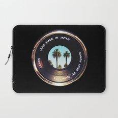 focus on palms Laptop Sleeve