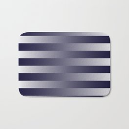 Counter Culture Blue Bath Mat