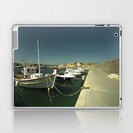 Hersonissos Harbour Laptop & iPad Skin