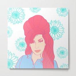 Queen Amy Metal Print