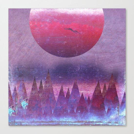 Crepuscule... Canvas Print
