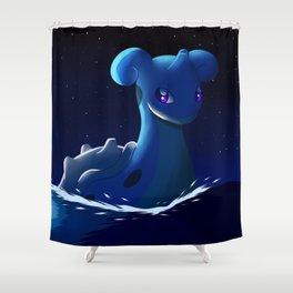 Lapras Shower Curtain