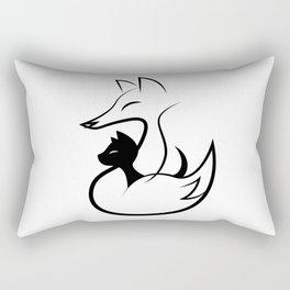 minima - guardian Rectangular Pillow