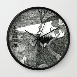 Discovery at the Cape Wall Clock