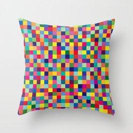 Geometric Pattern #5 Throw Pillow