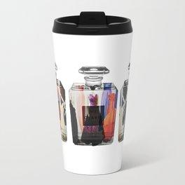 Glass Fashion Travel Mug