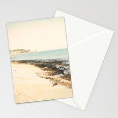 Winter Beach Stationery Cards