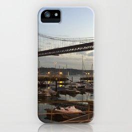 Bridged Apart iPhone Case