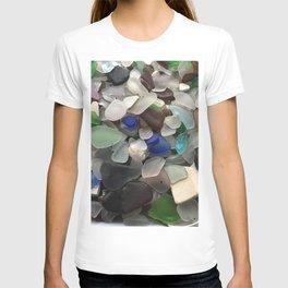 Sea Glass Assortment 1 T-shirt