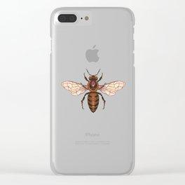 Magic Bee Clear iPhone Case