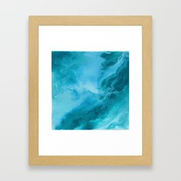 kelsey. Framed Art Print