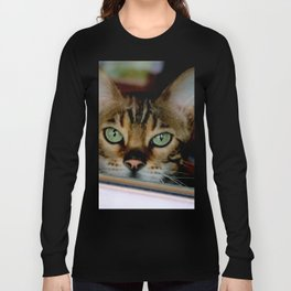 Just A Bit Nose-y Long Sleeve T-shirt