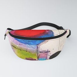 He`s got the sun and the moon  XII Fanny Pack