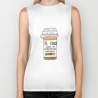 movies Biker Tanks featuring Movies are my drug by kate gabrielle