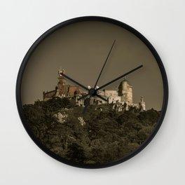 Pena Palace II Wall Clock