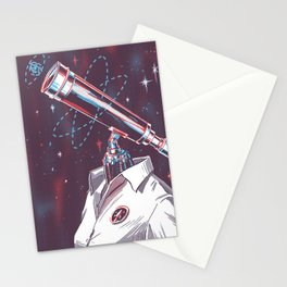 Mesearcher Stationery Cards