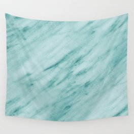Audace Turchese green marble Wall Tapestry
