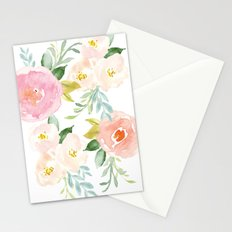 Floral 02 Stationery Cards