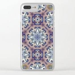 Migraine Bloom Clear iPhone Case