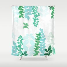 Into the amazon Shower Curtain
