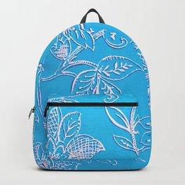 Bae Blue Backpack