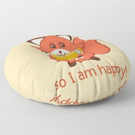 Commisions | foxy artist Floor Pillow