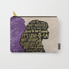 Hermione - Character Pillow Carry-All Pouch