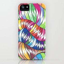 Wormies 1 iPhone Case