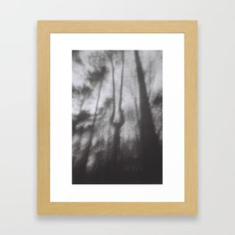 Diabolus Visus Framed Art Print